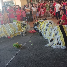 CNY Lion Dance 3