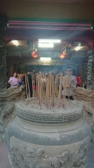 Visiting sites 1 - buddhist temple 2.3