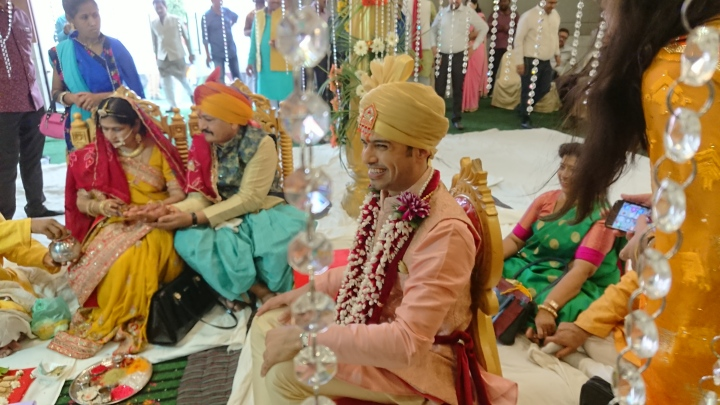 What it's like to attend a big fat Indian wedding