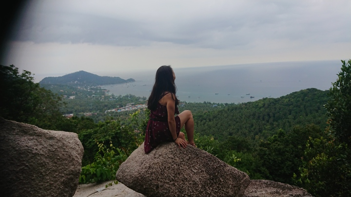 13 October 2018 – Koh Tao ~ my first Couch Surfing experience