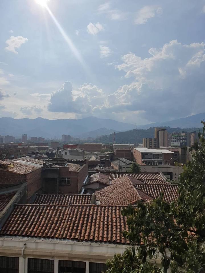 23 March 2019 – Arriving in Medellin after a 20 hour bus ride from Cartagena
