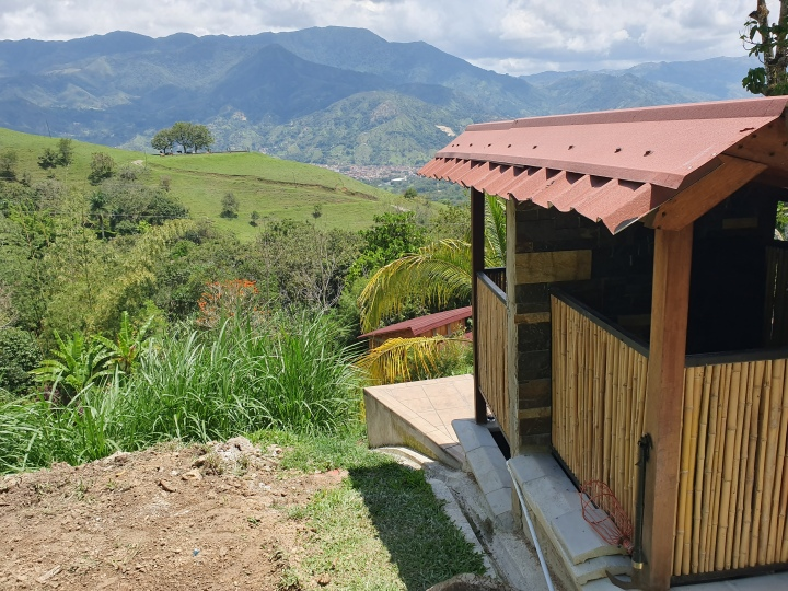 3 April 2019 – Working in an organic farm in Barbosa, Colombia