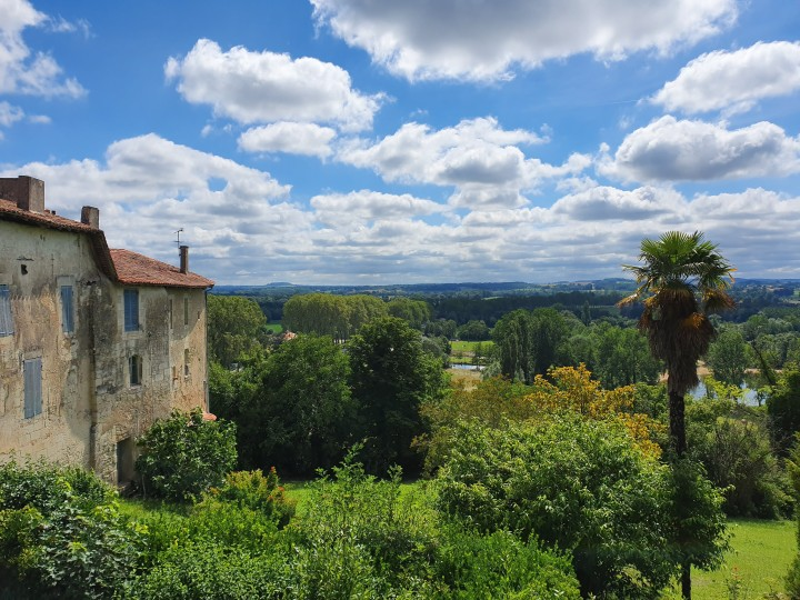 22 June 2019 – My only day off at the vineyard in south west France