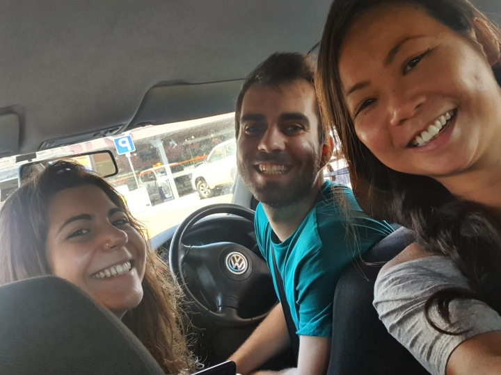 27 July 2019 my first hitchhiking experience – from Lisbon to Coimbra