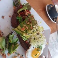 Amsterdam breakfast