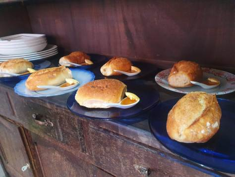 bolivian bread