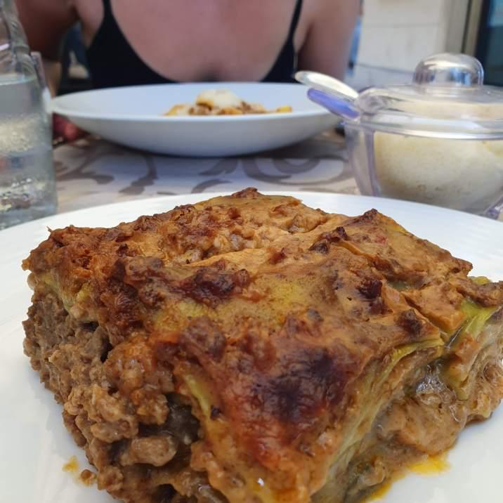 italy lasagna