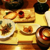 japan ryokan breakfast 2