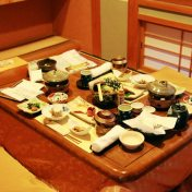 japan ryokan breakfast