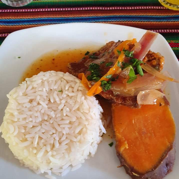 peru seafood