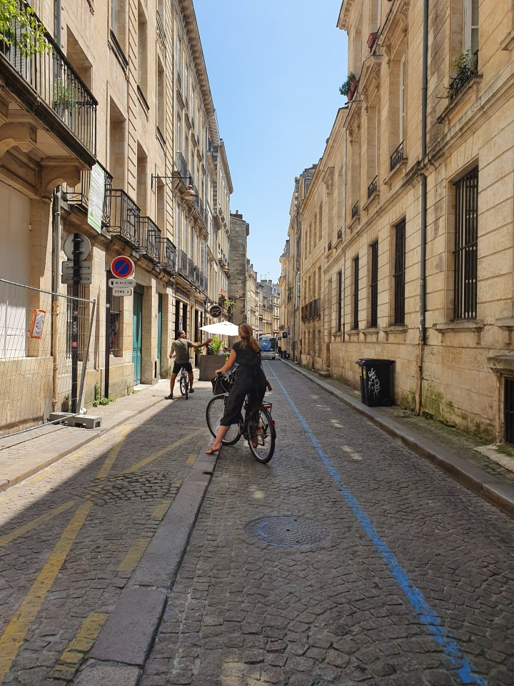 1 July 2019 – A weekend in Bordeaux: the glimmer of hope to continue my journey